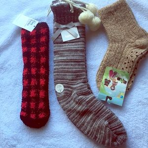 Accessories - Cozy socks bundle